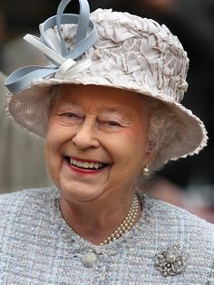 HM keeps the hat culture alive...long live The Queen