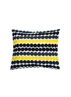 Räsymatto pillow cover by Marimekko