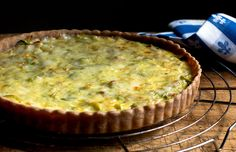 Quiche is great and you can make it with just about anything. It's one of my go-to I have random shit in the fridge that needs to be eaten recipes. But, I also sometimes buy stuff with the in…