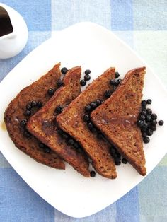 No eggs? No problem! This vegan French toast is a full pantry recipe that will even please egg lovers! It's dairy-free, egg-free, nutritious and versatile.