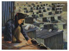 2012رسم وائل أبو يابس