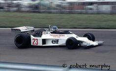 Patrick Tambay Ensign N177B  @ The Glen USGP / East 1977