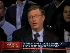 99c6b27f4b3 108 Best Bill Gates & Steve Jobs images in 2015 | Bill gates steve ...