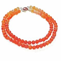 Vibrant Oranges by Debbie Schuessler on Etsy