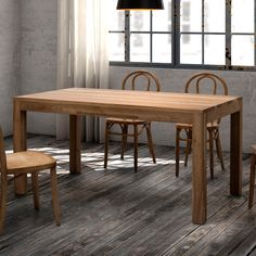 Have to have it. Zuo Modern Fillmore Table - Distressed Natural - $810.99 @hayneedle