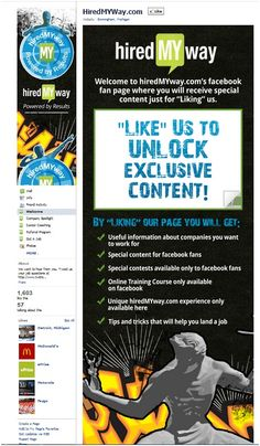10 Coolest Facebook Pages of2011