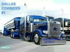 If I were a Trucker I d want this truck Cowboys 4 38795237842