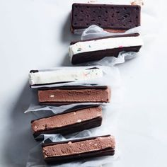 Old-Fashioned Ice Cream Sandwiches | Williams Sonoma