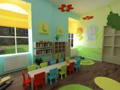 Image result for church day care decor