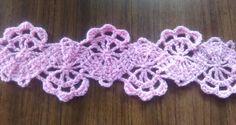 Crochet Lace Tape Diagram Watches New Ideas Crochet Cord, Crochet Bracelet, Love Crochet, Crochet Gifts, Irish Crochet, Crochet Motif, Crochet Lace, Crochet Earrings, Crochet Boarders