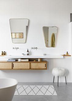 Paris apartment renovated by Jean-François Faure. Photo by Alex Profit for Marie Claire Maison.
