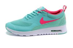 """Nike Air Max Thea """"Turquoise Rose Pêche"""" - Femmes Chaussures/Baskets,Wearing trainers will have a nice day. Tenis Nike 2014, Nike Shoes 2014, Nike Free Shoes, Nike Shoes Outlet, Running Shoes Nike, Sneakers Nike, Sneakers Women, Adidas Shoes, Air Max Thea"""