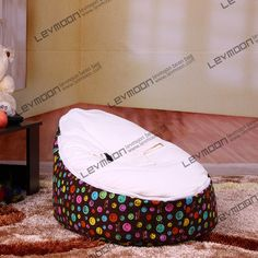 FREE SHIPPING Bean Bag Cover With 2pcs Watermelon Red Up Baby Chairs Waterproof
