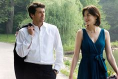 Patrick Dempsey and Michelle Monaghan in Made of Honor Best Romantic Comedies, Romantic Movies, Patrick Dempsey, Film Top Gun, Kathleen Quinlan, Beau Garrett, Sexy Dance, Le Grinch, Netflix