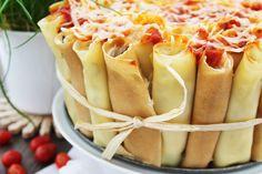 Cannelloni Torte mit Frischkäse - Exquisa-Bloggerrezept - www.candbwithandrea.com - Frühling - Rezept 1-min