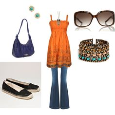 I've got that Hippie Feeling, created by lilheket on Polyvore