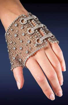 LeDiedraBaldwin.com Fall 2014 gloves by Jacob and Co.