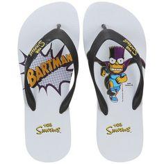 Centauro.com.br - Chinelo The Simpsons Bartman Balão - Masculino
