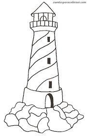 27 Mejores Imágenes De Dibujos Faros Dibujos Faro Dibujo