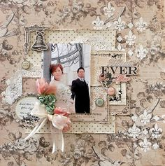 Happy EVER after ~My Creative Scrapbook Limited Edition Kit March~