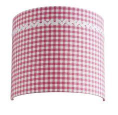 Coming Kids Mixed Colorrs wandlamp roze uit de online shop van Babyaccessoires.eu