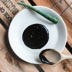 DIY Activated Charcoal Mask..cost effective and makes your skin look great!