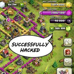 Want Free Gems Gold and Elixir to your Clash of Clans account? Tired of  your base getting farmed? Want upgrade fast? Click the link in my Bio a…
