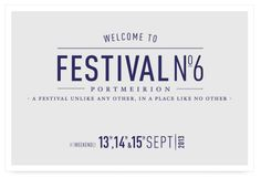 festival ticket design