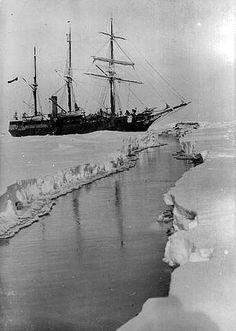 Shackleton expedition Endurance lead
