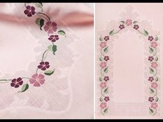 45 Likes, 4 Comments - Hobi Si Hand Embroidery Stitches, Embroidery Techniques, Prayer Rug, Bargello, Cross Stitching, Diy And Crafts, Daisy, Prayers, Crochet