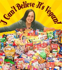 """The Accidental Vegan -- Bug and Animal-Free Food Products You May Already Have at Home.  Processed """"junk food vegan"""" snacks aren't as healthy as whole foods.  Had to add that disclaimer!  I'm naughty sometimes, too.  :)"""