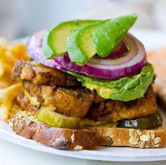 Follow Vege-Nom  for healthy vegetarian food inspiration!