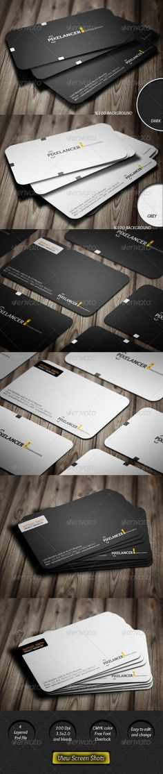 Enterprise Business Card