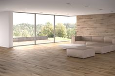 Podłoga drewniana wykonana z dębu. Deski podłogowe najwyższej jakości realizacji BKD Home
