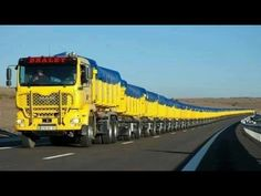 Longest Truck in The World - Road Train in Australia - YouTube recommended by votosky.com