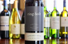 The Reverse Wine Snob: Warming Winter Reds Wine #6 - Ringbolt Cabernet Sauvignon 2012. Minty plum and rich tasty blackberry peppered with spice! From Wilyabrup, Margaret River, Western Australia. Ships free from a sponsor.  http://www.reversewinesnob.com/2015/02/ringbolt-cabernet-sauvignon.html