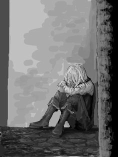 Sad Allen