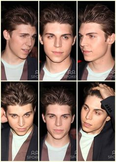 Nolan Funk from awkward:) too sexy