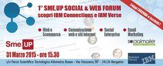 Sme.UP Social& Web Forum - 31 Marzo 2015