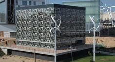 Edificio CIEM de Zaragoza - Construction21