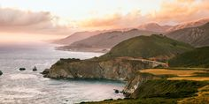 Highway One Classic: San Diego to San Francisco along California's Coast! Road Trip!