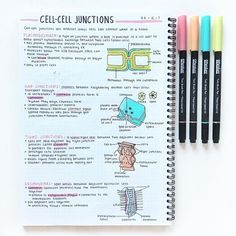 School organization college note taking to get New ideas College Note Taking, Note Taking Tips, College Notes, Taking Notes, Pretty Notes, Cute Notes, Good Notes, Science Notes, Life Science