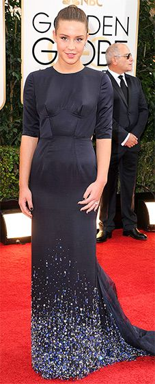 Adele Exarchopoulos: 2014 Golden Globes