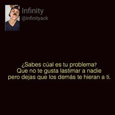 Ese es mi problema
