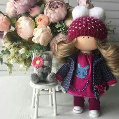 """251 Me gusta, 3 comentarios - Только Лучшее (@handmade_master_1) en Instagram: """"Куколки от @buy_my_dolls  это лучшее украшение для дома и самый тёплый подарок тем, кого Вы любите.…"""""""