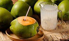 El coco es una fruta deliciosa y muy refrescante. Ella contiene la conocida agua de coco, que a pesar de no tener el sabor más agradable es capaz de refrescar el cuerpo de manera casi instantánea.