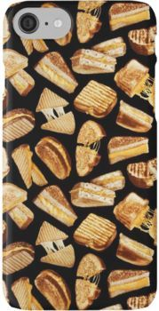 Grilled Cheeeeese iPhone 7 Cases
