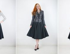 Everything I know about midi skirts and how to wear them