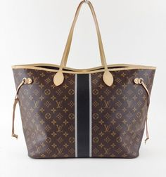 Louis Vuitton Mon Monogram Neverfull Gm Brown/Black/Grey Tote Bag. Get one of the hottest styles of the season! The Louis Vuitton Mon Monogram Neverfull Gm Brown/Black/Grey Tote Bag is a top 10 member favorite on Tradesy. Save on yours before they're sold out!