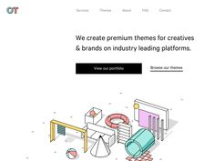 OT is one of @3drops ventures that we launched late November 2015. It's only ~8 months old and it has already companies like RedBull, Disney, Mailchimp, IDEO, Carbonmade, Dunked and many more in it...